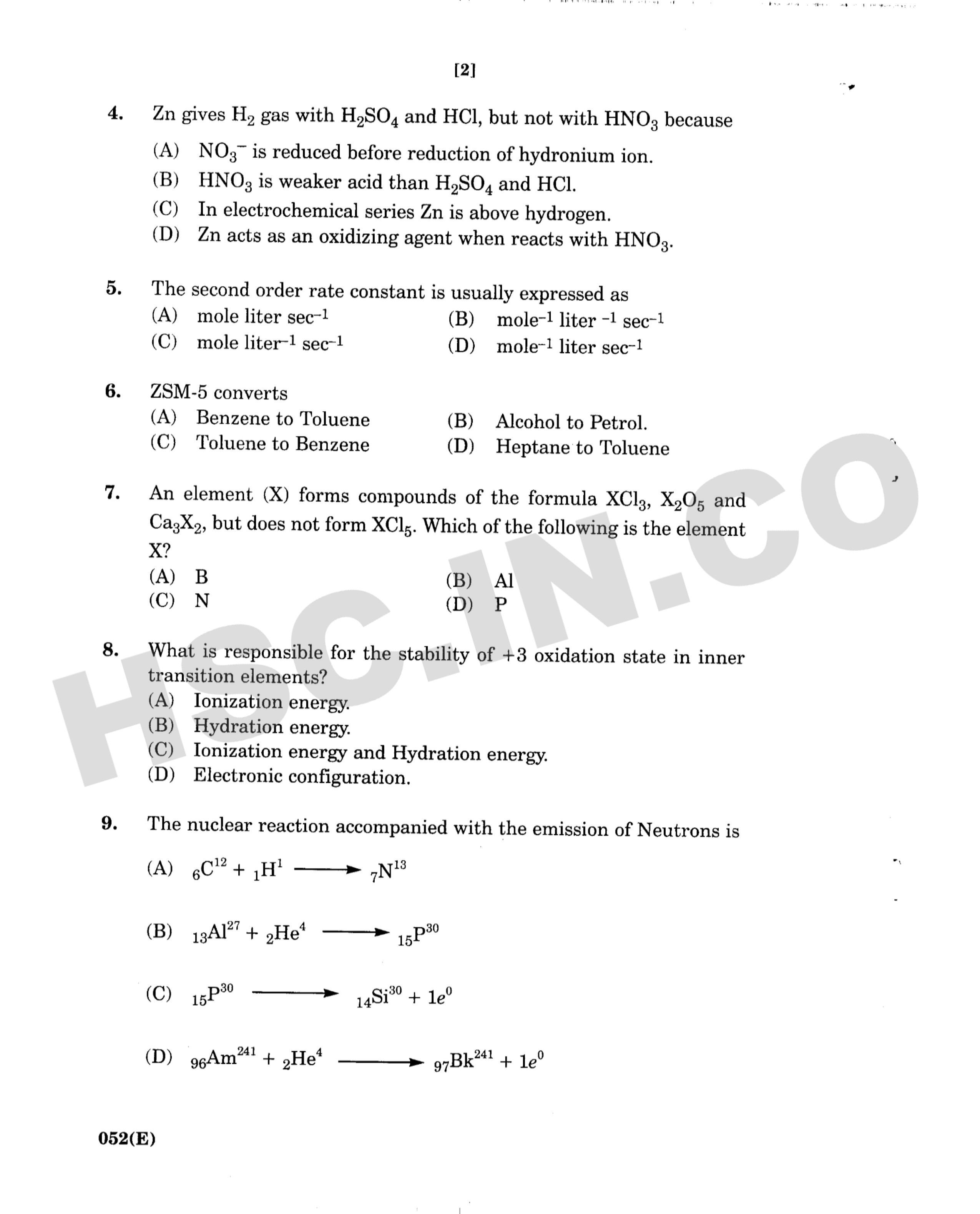 chemistry page-1