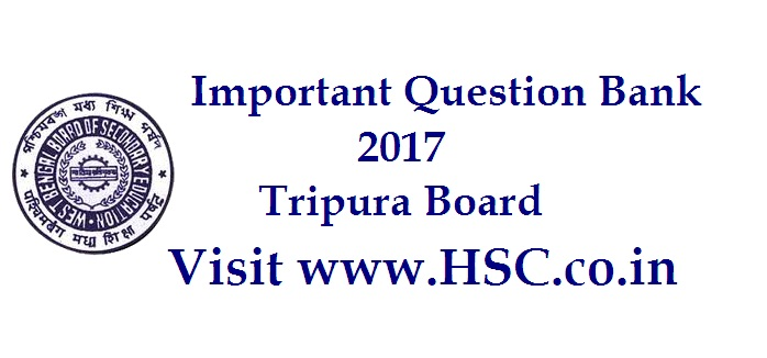 h.s + 2 stage hsc tripura board