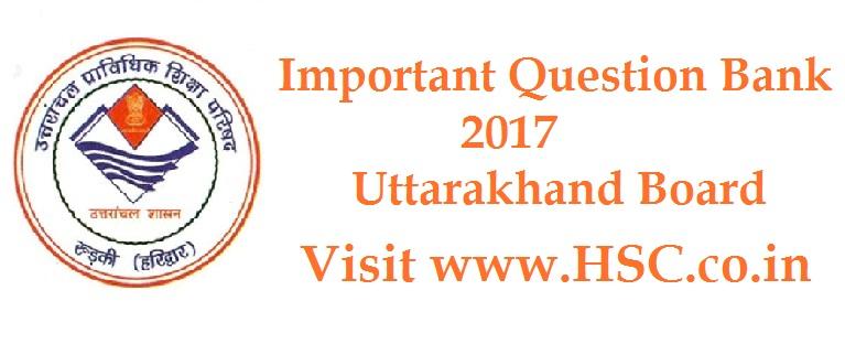 Xiith uttarakhand board
