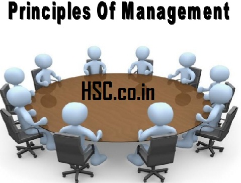 important notes - principles of management