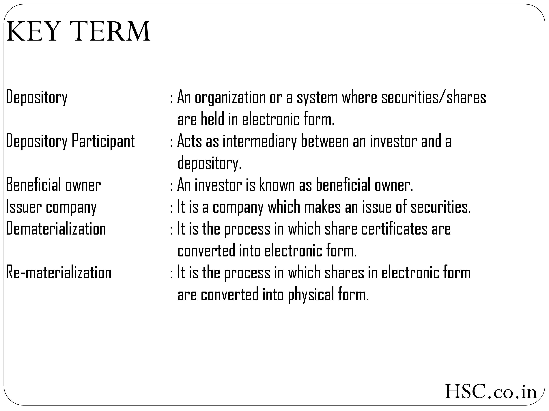 Key Terms-4