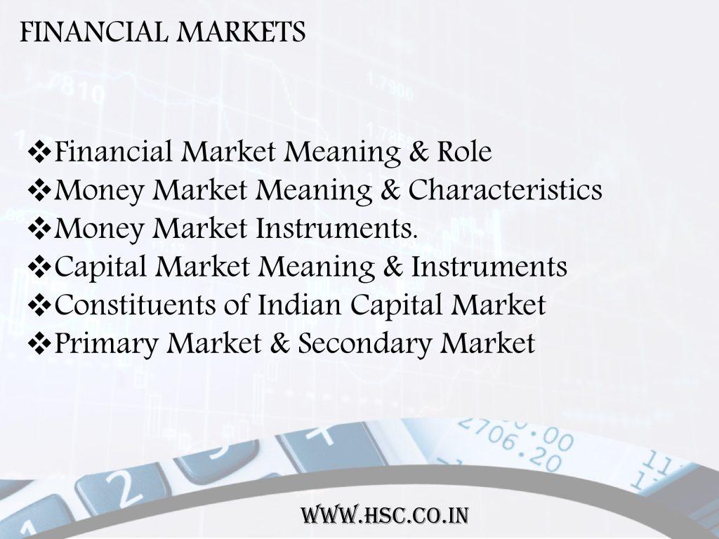 Notes of Maharashtra HSC board – HSC – Higher Secondary