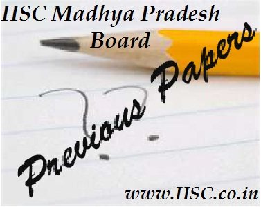 last 5 years question papers of 12th mp board english medium